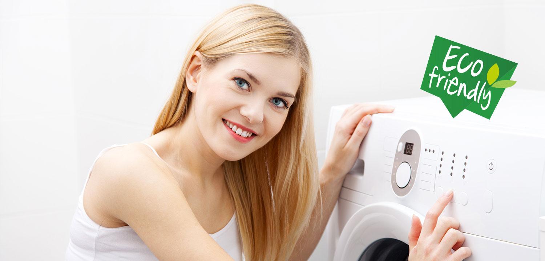 soluzione ecologica per bucato