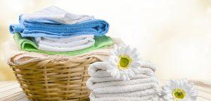 Risparmio di energia e detergente nel bucato