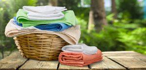 risparmio dei detergenti per il bucato di casa
