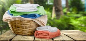 risparmia facendo il bucato