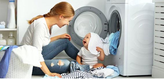 risparmia sul bucato di casa odierno