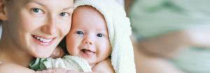 bucato igienizzato per neonati e bambini