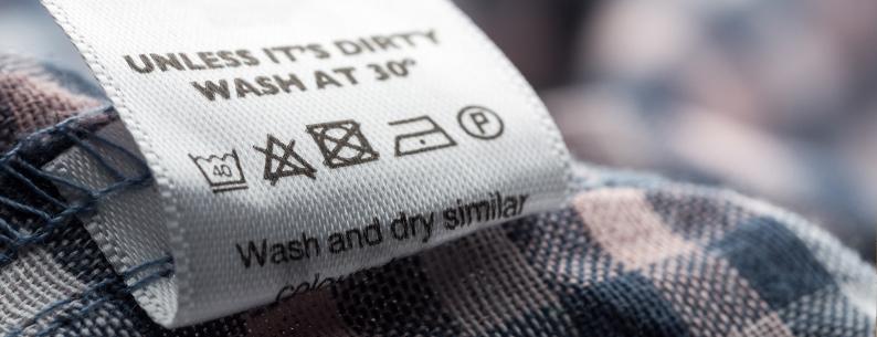 simboli lavaggio
