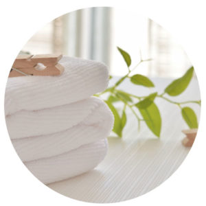 bucato ecologico e igienizzato