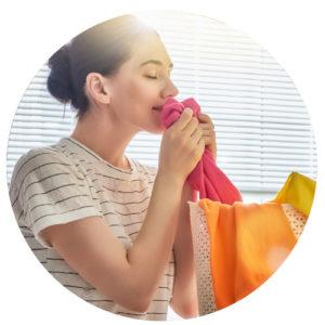 igienizza il bucato con cleanstart