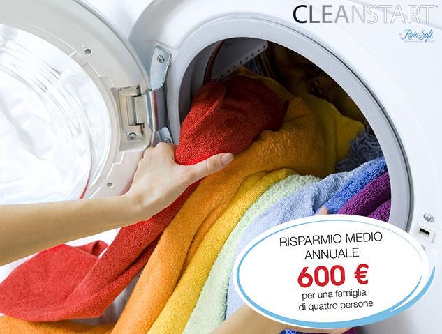 ozonizzatore domestico lavatrice per risparmiare