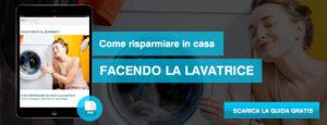 risparmiare facendo la lavatrice