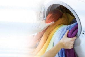 risparmio di energia e detergenti