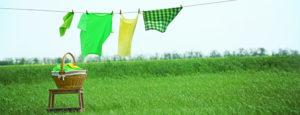 bucato ecologico