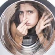 lavatrice che puzza