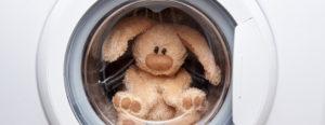 come lavare i peluche in lavatrice