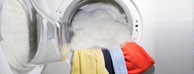 lavaggio senza detersivi