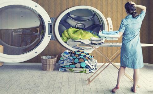 lavatrice non risciacqua bene