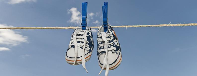 lavare le scarpe in lavatrice