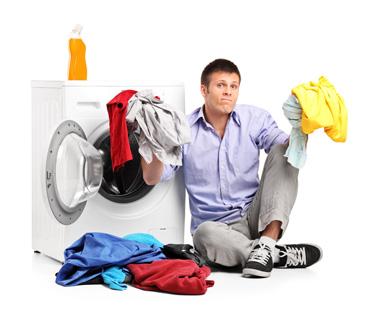 la lavatrice che non lava bene