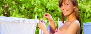 eliminare gli odori dai tessuti