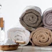 aceto e bicarbonato per un bucato naturale