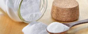 bicarbonato per il bucato di casa ecologico