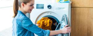 Pulire la lavatrice con l'ozonizzatore domestico
