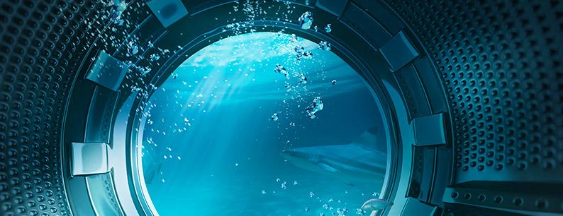 Risparmiare l'acqua nei lavaggi