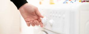 Come eliminare il prelavaggio in lavatrice